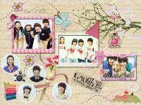 CN BLUE-Laugh every day.
