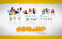 Snsd domino paper w