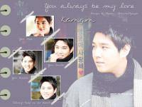 Kangin always be in my heart