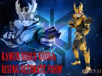 KUUGA RISING ULTIMATE FORM
