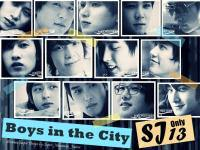 Super Junior : Boy in the City
