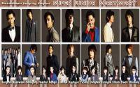 Super Junior  &quot;Sorry Sorry&quot; [Pic and Cartoon]