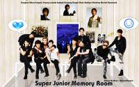 Super Junior Memory Room