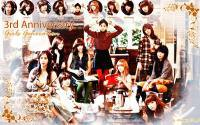 SNSD Happy 3rd Anniversary