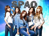 Girls' generation - SPAO STAR JEANS (n)