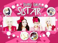 Sistar : Shady girl ft. Heechul