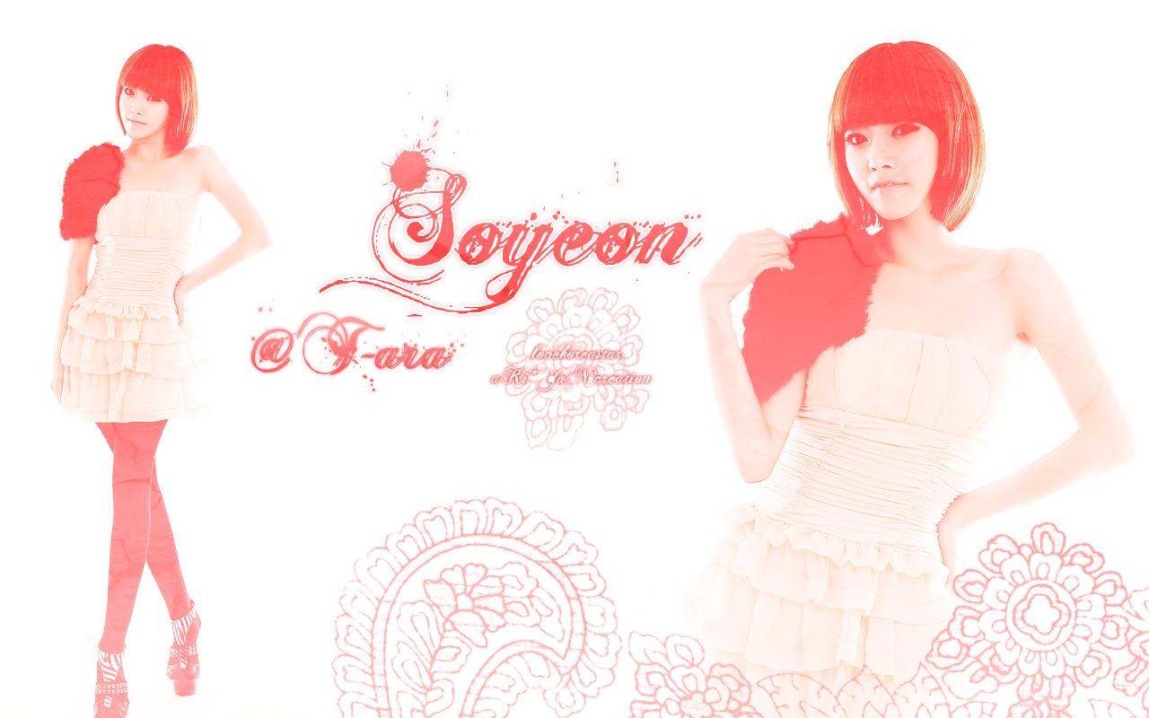 t-ara fan blog of mongolia: soyeon wallpaper