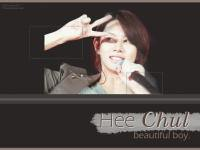 HeeChul ll Beautiful boy.