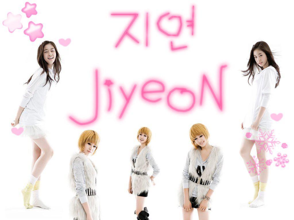 Jiyeon - T-ARA Wallpaper