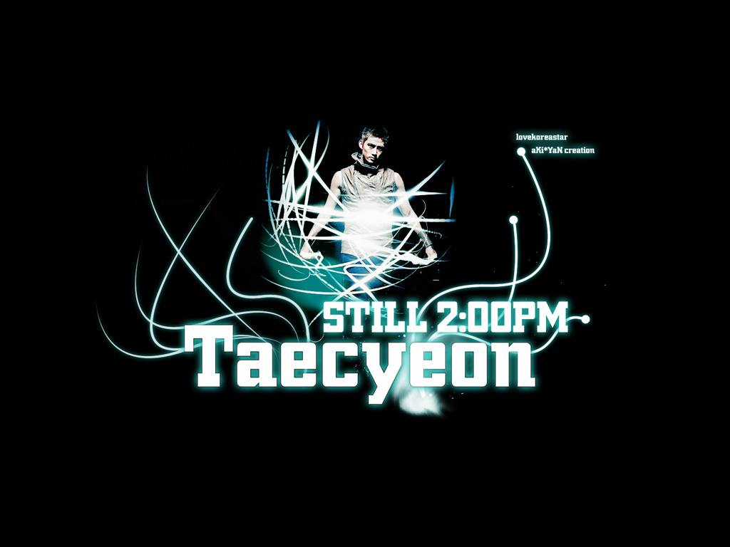 2pm Wallpaper Taecyeon 2pm Taecyeon Wallpapers