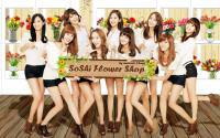 SNSD Daum [Soshi flower shop]