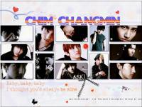 tvxq: ChimChangMin baby baby be mine.⌒☆