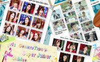 "SNSD,SJ, and SHINee : ""which one is your favorite?"" ver.2"