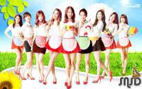 SNSD Goobne World
