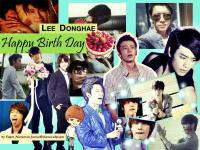 HBD_Lee Donghae