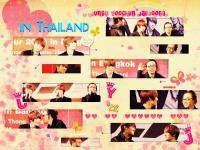 JYJ: ❤In Thailand love love ❤