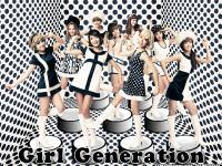 girl generation  DOT