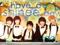 shinee have a nice day