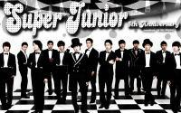 "Happy 5th Anniversary  for ""SuJu"""