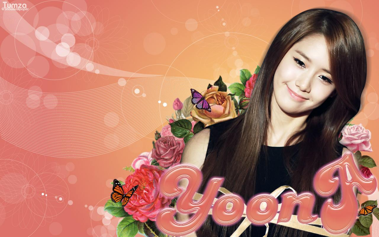 SNSD >> Im YoonA [w] Wallpaper : Im Yoona Photos, Wallpapers ...