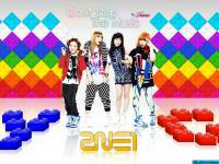 2NE1 : Don't Stop The Music