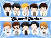 Super Junior Cartoon : No other