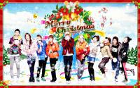 SHINee, F(x) & Zhang Li Yin Merry X'mas [Widescreen]