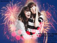 taeyeon and Sooyoung {is my friends}