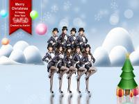 SNSD Merry Christmas & Happy New Year