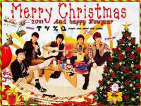 TVXQ: Merry Christmas and Happy Newyear 2011