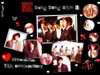 dong bang shin ki 7th anniversary