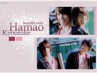 ' Kyousuke Hamao ' beautiful smile :D