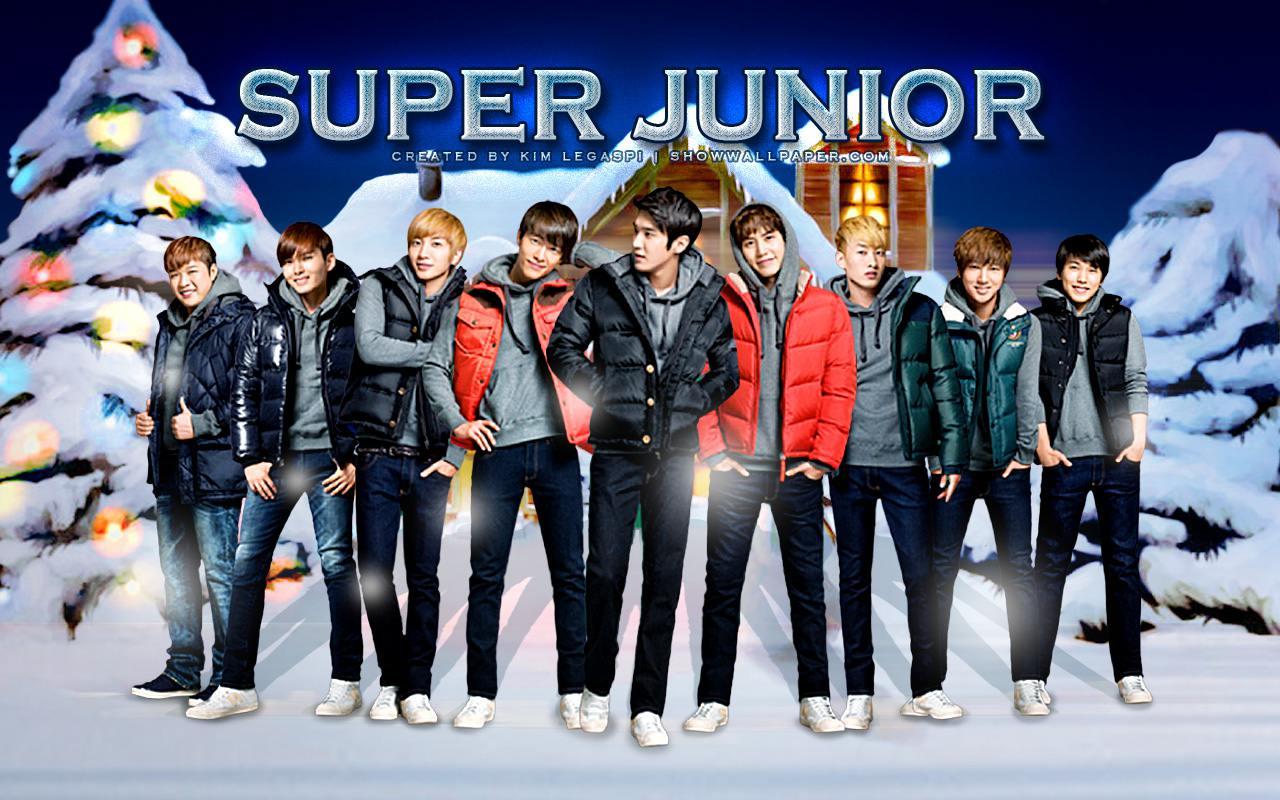 kumpulan foto super junior, gambar ahli kumpulan super junior, gambar