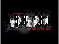 TVXQ:And I don't want to miss a thing