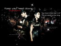 TVXQ:Keep your head down //