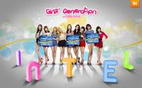 Snsd Intel with 3d color w