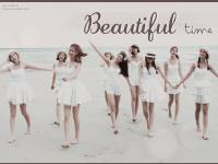 SNSD l Beautiful Time .