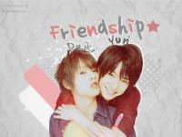 Daiki & Yuri, Friendship .