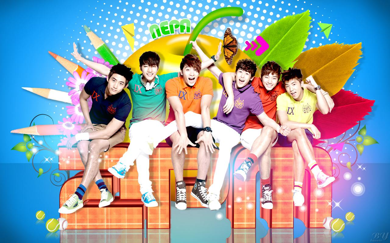 2pm wallpaper  Wallpaper Bit