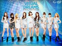 SNSD Intel Visual Dreams
