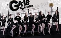 SNSD :: Mr. Taxi :: 3rd Japanese Single