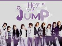 ' Hey! Say! JumP ; purple color ~