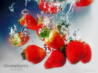 ' Strawberry : so fresh