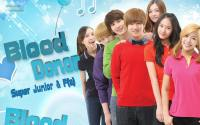 Super Junior & F(x) :: Blood Donor