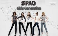 SNSD in SPAO 2011
