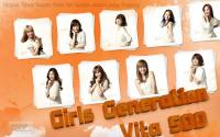 SNSD : Girls Generation 'Vita500'