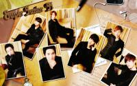 Super Junior M :: SJM  in Music Fan World Magazine [ver.2]
