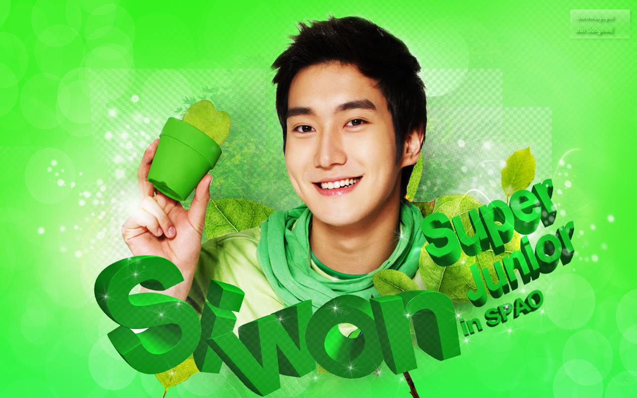 Pin Hbd Choi Siwon Spao ☆ Wallpaper on Pinterest