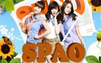 SNSD : Girls Generation in 'SPAO'