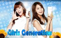 Jessica & Yoona Girls Generation in 'Woongjin Coway'